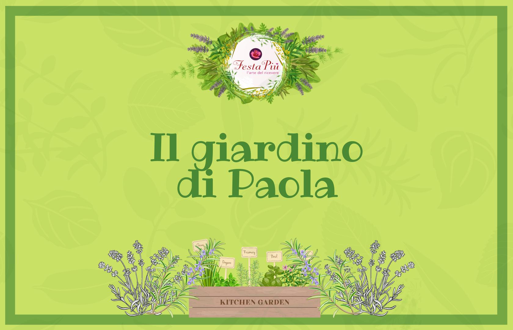 Il giardino di Paola: parliamo di salvia